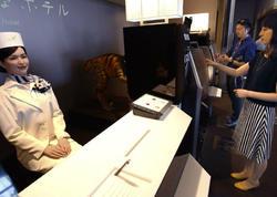 Dünyada robotlar işlədən ilk hotel onlardan imtina edir