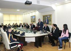 Milli Qəhrəman Alı Mustafayevin xatirəsinə həsr olunmuş filmin təqdimatı olub - FOTO