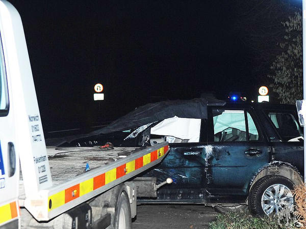 Britaniya kraliçasının 97 yaşlı əri avtomobil qəzasına düşdü - FOTO