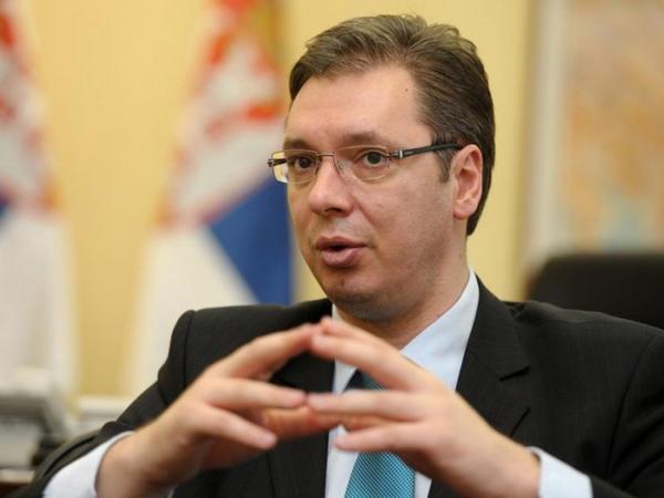 """Serb lider açıqladı: Qazı """"Türk axını"""" ilə alacağıq"""