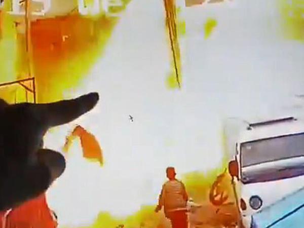 Mənbic partlayışında neçə amerikalı hərbçi ölüb?  - VİDEO - FOTO