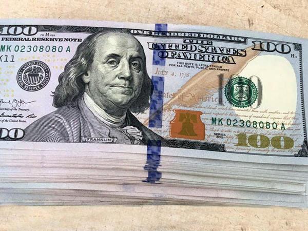 İrana dollar keçirmək istəyən Azərbaycan vətəndaşı saxlanıldı