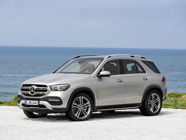Azərbaycanda yeni Mercedes-Benz GLE üçün əvvəlcədən sifarişlərin qəbulu davam edir