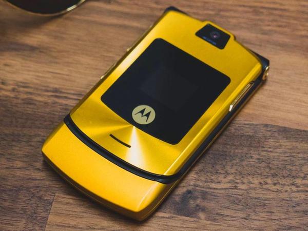 Yeni Motorola RAZR hazırlanır