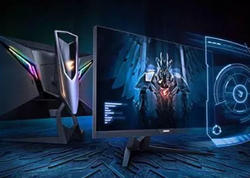 Kompüter oyunları üçün ilk taktiki monitor təqdim olundu