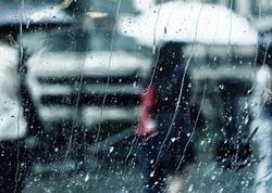 Bakıda ardıcıl müşahidə edilən yağışlı günlərin sayı çoxalıb