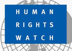 """""""Human Rights Watch"""" Ermənistanda insan hüquqları sahəsində problemlər haqqında: <span class=""""color_red"""">məişət zorakılığı, cinsi azlıqlara qarşı zorakılıq...</span>"""
