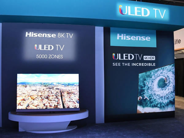 Yeni Hisense televizorları göstərildi