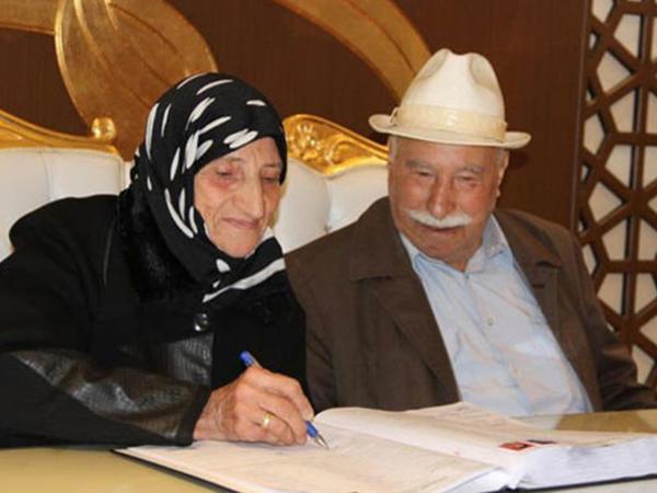 Yaşı 70-dən yuxarı olan 221 nəfər evlənib