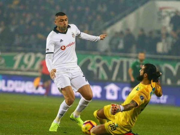 """""""Beşiktaş"""" səfərdə qalib gəldi"""