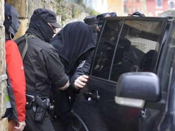 Fransada erməni mafiozlar həbs olundu