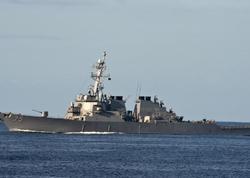 ABŞ-ın hərbi gəmisi Gürcüstandadır