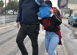 14 yaşlı qız 21 yaşlı oğlanla çılpaq halda xarabalıq ərazidə tutuldu - FOTO