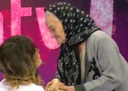 Mehriban Xanlarova anası üçün göz yaşı tökdü - VİDEO