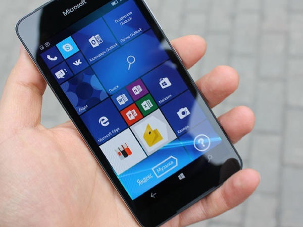 Windows 10 Mobile-in sonu çatır