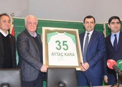 """Neftçi"" ""Bursaspor""la müqavilə imzalandı - <span class=""color_red"">FOTO</span>"
