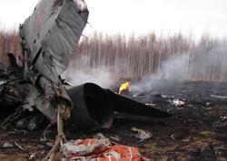Rusiyada Tu-22M3 bombardmançı təyyarə qəzaya uğrayıb