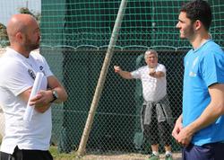 """Ramil Şeydayev """"Jilina""""ya qarşı 45 dəqiqə oynadı"""