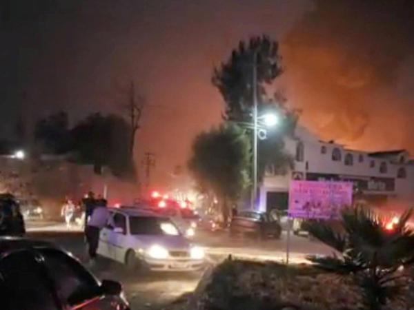 """Meksikada boru kəmərinin partlaması nəticəsində <span class=""""color_red""""> 91 nəfər ölüb</span>"""