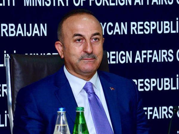 """Çavuşoğlu: """"Dağlıq Qarabağ münaqişəsi həll olunmadan Qafqazda sabitlik mümkün deyil"""""""