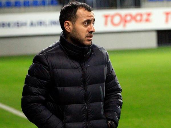 """Ayxan Abbasov """"Vardar""""la oyundan danışdı"""