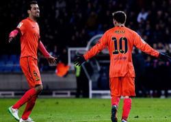 """Messi və Buskets """"Sevilya""""ya qarşı oynamayacaq"""