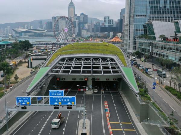 4,66 milyard dollarlıq tunel tikildi