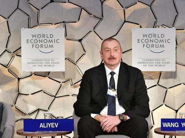 Prezidentin Davos görüşləri xarici şirkətlərin iqtisadiyyatımıza marağını artırır