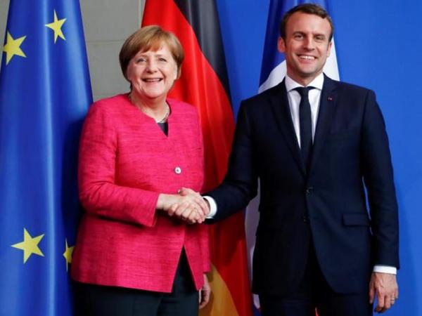 Berlin və Paris Axen sazişini imzalayıblar