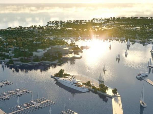 """Səudiyyə Ərəbistanında """"Qırmızı dəniz"""" turizm layihəsinin ümumi planı təsdiq edilib"""