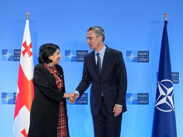 NATO-nun Baş katibi Gürcüstana səfər edəcək