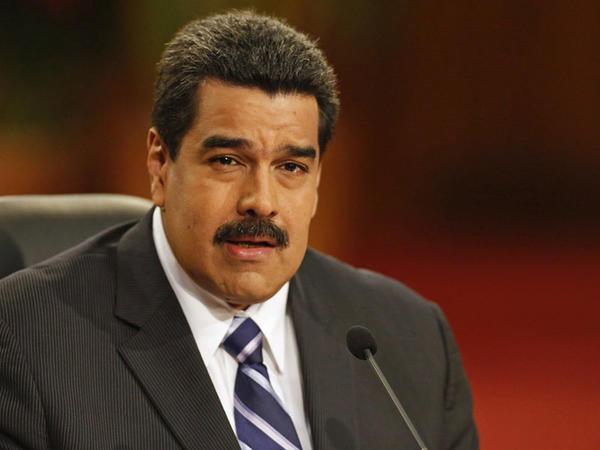 "İnstaqramla Feysbuk da Maduronu ""tanımadı"" - FOTO"