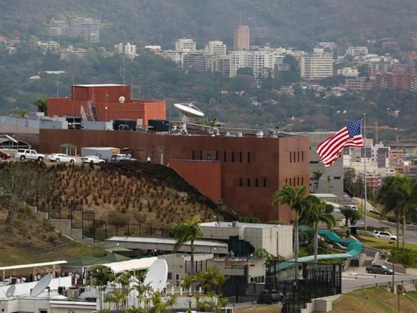 ABŞ-ın Venesueladakı səfirliyi adi rejimdə işləyəcək