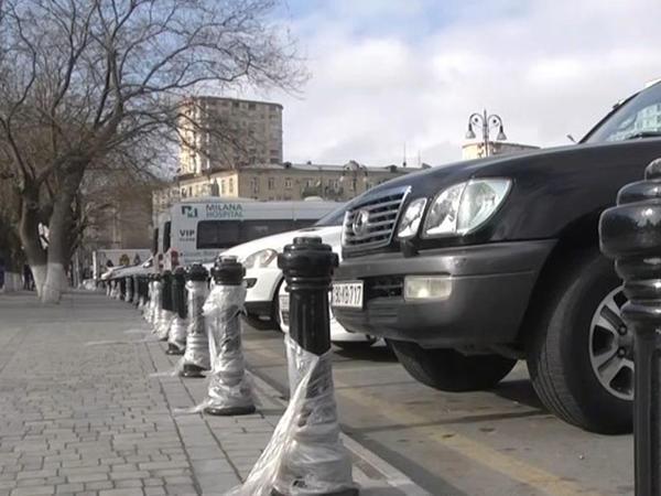 Parkinqlərdən yığılan pullar hara gedir? - VİDEO - FOTO