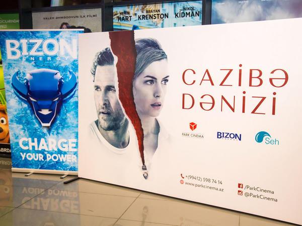 """""""Cazibə dənizi"""" """"Park Cinema""""da başladı - FOTO"""