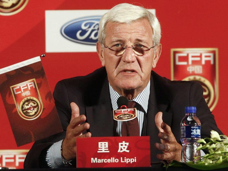 Marçello Lippi Çin yığmasını tərk etdi