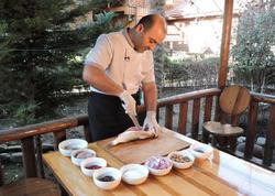 Cənub bölgəsinin məşhur yeməyi - VİDEO - FOTO