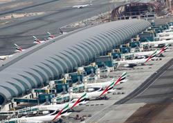 Dubay aeroportu ardıcıl beşinci dəfə beynəlxalq daşımalar üzrə lider olub