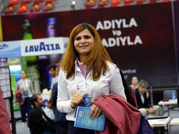Şahmat tariximizə qızıl hərflərlə düşən xanım - Portret - FOTO