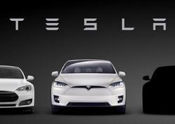 """""""Tesla"""" Çində ucuz """"Model 3"""" satışına başlayır"""