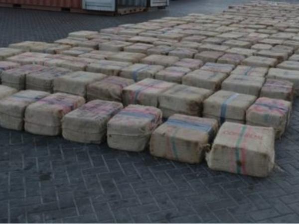 İranın cənubunda 2 tona yaxın narkotik tapıldı