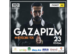 """Məşhur türkiyəli reper Gazapizm Bakıda konsert verəcək - <span class=""""color_red"""">VİDEO</span>"""