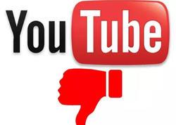 YouTube'dakı Dislike düyməsi yığışdırıla bilər
