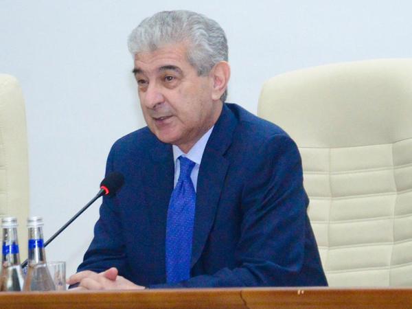 """Əli Əhmədov: """"Aprel döyüşləri ordumuzun statusunu qəti olaraq təsdiq etdi"""""""