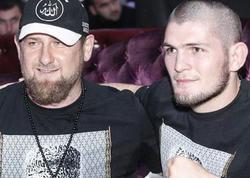 Kadırov Həbibin atasına bahalı maşın bağışladı - FOTO