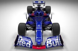 """""""Toro Rosso"""" yeni avtomobilini təqdim edib - FOTO"""