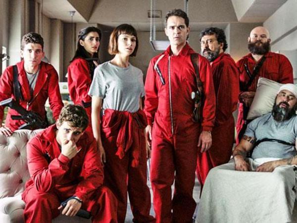 """La Casa De Papel""in yeni mövsümündən ilk <span class=""color_red"">FOTO</span>"