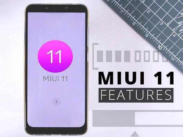 MIUI 11 alaca Xiaomi-lər - SİYAHI