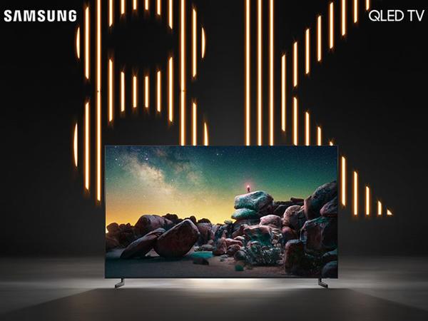 """8K texnologiyalı Samsung QLED TV - <span class=""""color_red"""">Xəyal etdiyiniz təsvirdən daha real</span>"""