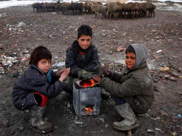 Dünyada hər beş uşaqdan biri münaqişə zonasında yaşayır